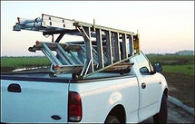 3 Ladder Side-Mount Truck Rack
