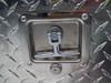 Stainless steel folding/locking T-Handles (keyed alike)