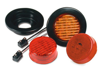 "2.5"" Sealed Round Marker Light Kit"