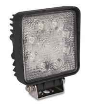 "24 Watt 4 1/2"" Square LED Flood Light Set"