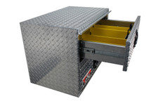 Top drawer with adjustable dividers