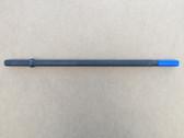"2 Foot Length Rock Drill Rod 1"" Rope Thread Drill Steel 1"" Hex X 4 1/4"""