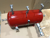 Pneumatic 6 Port Air Manifold for Construction Air Tools Manchester 304946