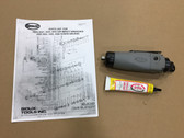 """Pneumatic Straight Impact Wrench 3/8"""" Square Drive Sioux 4093"""
