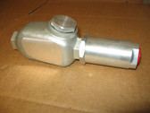 "Pneumatic In-Line Tool Lubricator 1/2"" Air Hose Oiler with Filter OLF"