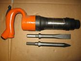 American Pneumatic Air Chipping Hammer APT 652H +2 Bits