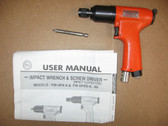 Pneumatic Air Pistol Pulse Screwdriver Fuji FW-5PXD-6