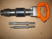 American Pneumatic Air Chipping Hammer APT-453 R +2 Bits
