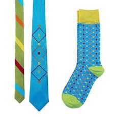 The Argyle Necktie Combo
