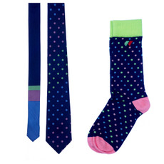 The Dots Necktie Combo
