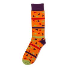 The Dancing Paisley Sock