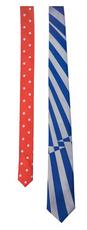 Twisted Stripes Necktie