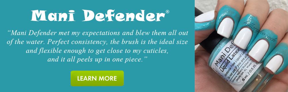 Mani Defender Liquid Latex