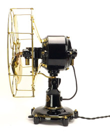 "Beautifully Restored 12"" Colonial Front Oscillator"