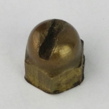 Original GE BMY Slotted Hex Nut