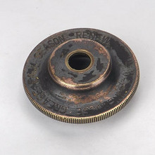 Original Brass Cap for Oscillator on Westinghouse Stamped Steel Motor