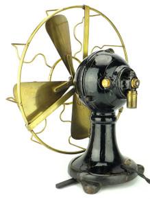 "Very Rare 12"" DC Sprague Lundell Ball Motor Fan"