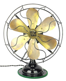 """Original Robbins and Myers 12"""" 6 Blade Fan 3804"""