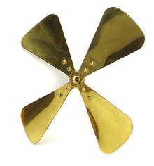 """Original Brass Blade for 12"""" Fidelity"""
