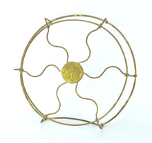 "Original Brass Cage for 8"" GE Brass Fan"