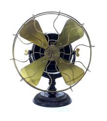 "1899 12"" GE Pancake Fan"