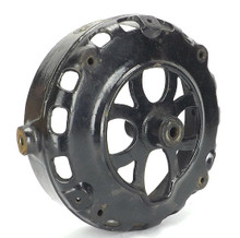 "Original 1905-Early 1906 12"" GE Pancake Front Motor Housing"