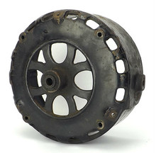 "Original 1905-1906 16"" GE Pancake Front Motor Housing"
