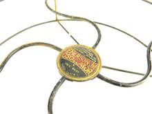 1924 Original Emerson Jr. Oscillator Red Badge Cage