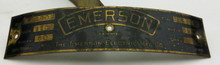 Original Emerson 17666 Motor Tag