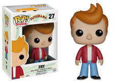 Futurama Fry Funko POP Vinyl Figure