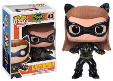 Batman Funko POP Catwoman 1966 Vinyl Figure