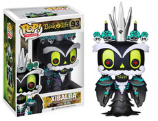 Book of Life Xibalba Funko POP Vinyl Figure