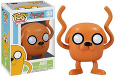 Adventure Time Jake Funko POP Vinyl Figure