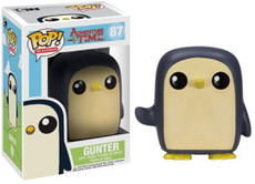 Adventure Time Gunter Funko POP Vinyl Figure