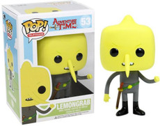 Adventure Time Lemongrab Funko POP Vinyl Figure