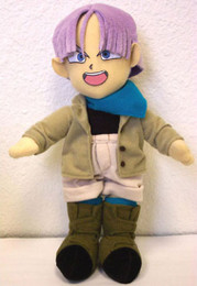 "Dragon Ball GT Trunks 10"" Cosplay Plush"