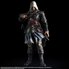 Assassin's Creed IV: Edward Kenway Play Arts Kai Action Figure (Black Flag)