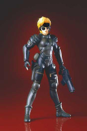Appleseed Gartham Action Figure with Original CG Animation DVD