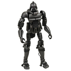 Battle Galactica Stealth Warrior Cylon Action Figure ToyR Us Exclusive