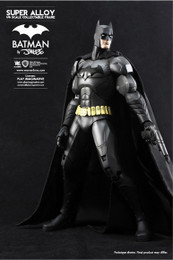 Batman: Batman Super Alloy 1/6 Scale Collectible Action Figure (Jim Lee)