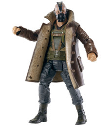 Batman The Dark Knight Rises Movie Masters Collector Bane Figure