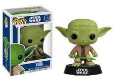 Star Wars Yoda Funko POP Vinyl Figure