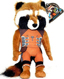 Guardians of the Galaxy Rocket Raccoon Cosplay Plush SDCC2014
