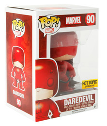Marvel Daredevil Funko POP Vinyl Figure Hot Topic Exclusive