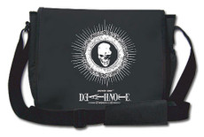 Death Note Skull Messenger Bag