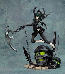Black Rock Shooter: Dead Master Anime Ver 1/8 Scale PVC Figure