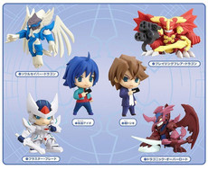 Cardfight Vanguard Nendoroid Plus Grade 01 BOX PVC Figure