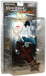 Death Note Series 1 L Action Figure