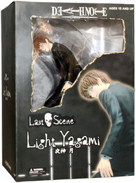 Death Note: Last Scene Light Yagami PVC Figure