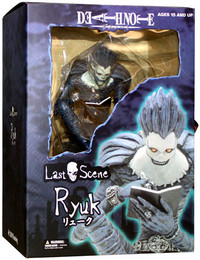 Death Note: Last Scene Ryuk PVC Figure